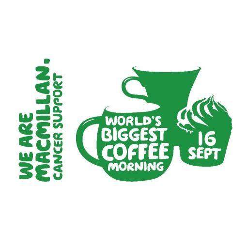 Join us and Support Macmillan