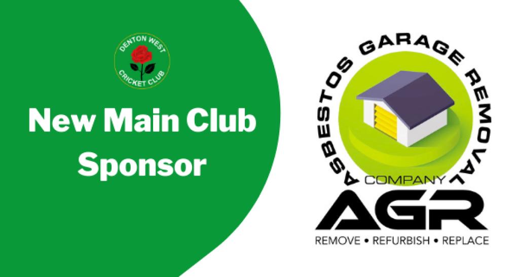 New main club sponsor for 2021 season